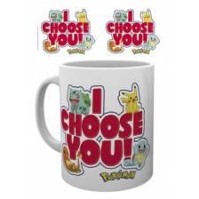 GBeye Mug - Pokemon I Choose You