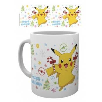 GBeye Mug - Pokemon Xmas Pikachu Christmas Mug