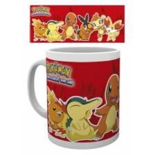 GBeye Mug - Pokemon Fire Partners