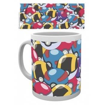 GBeye Mug - Pokemon Pokeballs