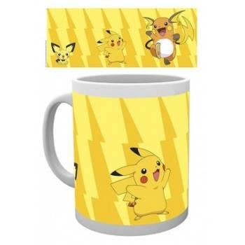 GBeye Mug - Pokemon Pikachu Evolve
