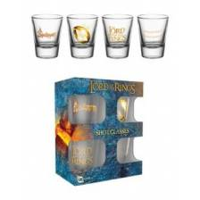 GBeye Shot Glasses - Lord of the Rings Ring