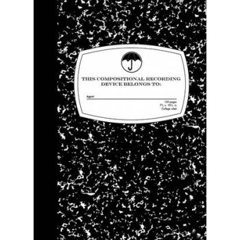 Umbrella Academy: Composition Notebook
