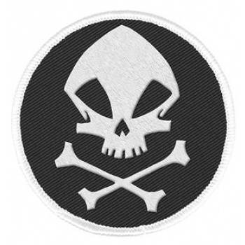 Umbrella Academy: The Kraken Skull Logo Patch