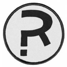 Umbrella Academy: The Rumor R Logo Patch