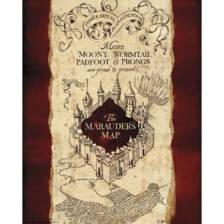GBeye Mini Poster - Harry Potter Marauders Map