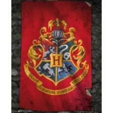 GBeye Mini Poster - Harry Potter Hogwarts Flag