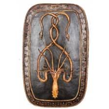Game of Thrones Shield Pin: Greyjoy Sigil
