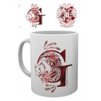 GBeye Mug - Harry Potter Gryffindor Monogram