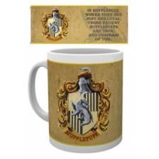 GBeye Mug - Harry Potter Hufflepuff Characteristics