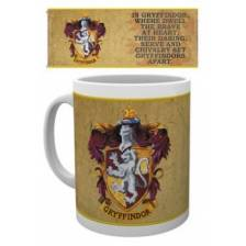 GBeye Mug - Harry Potter Gryffindor Characteristics