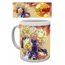 GBeye Mug - Dragon Ball Z Super Saiyans