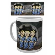 GBeye Mug - Fallout 76 Vault Boys