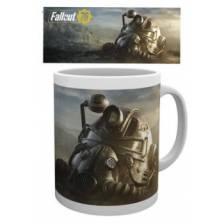 GBeye Mug - Fallout 76 Dawn