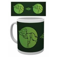 GBeye Mug - Fallout Agility +1