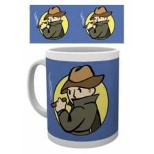 GBeye Mug - Fallout Mysterious Stranger