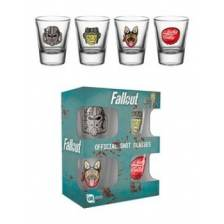 GBeye Shot Glasses - Fallout 4 Icons