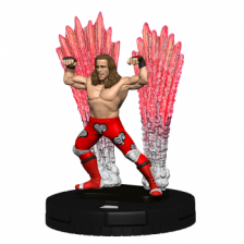 WWE HeroClix: Shawn Michaels Expansion Pack (4 Units)