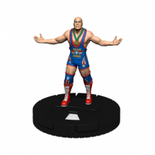 WWE HeroClix: Kurt Angle Expansion Pack (4 Units)