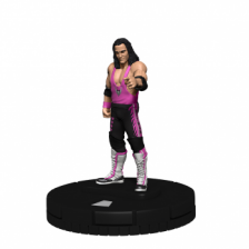 WWE HeroClix: Bret