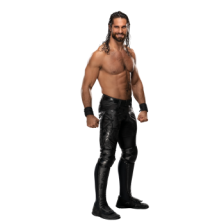 WWE HeroClix: Seth Rollins Expansion Pack (4 Units)