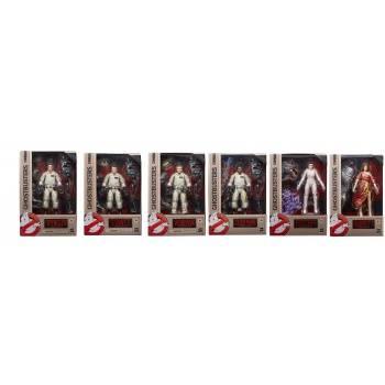 Ghostbusters Plasma Series Figures Assortment (8) 15cm