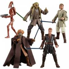 Star Wars E9 The Black Series Actionfigures Assortment (8) 15cm