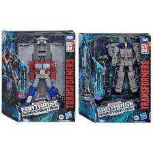 Transformers Generations War for Cybertron Earthrise Leader Assortment (2) 21cm