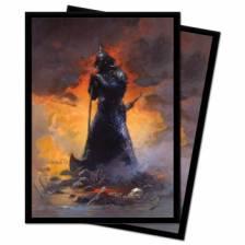 UP - Standard Sleeves - Frank Frazetta Art sleeves - Death Dealer III (100 Sleeves)