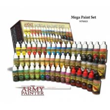 The Army Painter - Warpaints Mega Paint Set III
