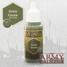 The Army Painter - Warpaints: Army Green