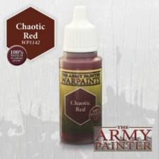 The Army Painter - Warpaints: Chaotic Red