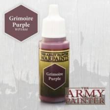 The Army Painter - Warpaints: Grimoire Purple