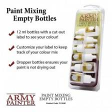 The Army Painter - Paint Mixing Empty Bottles