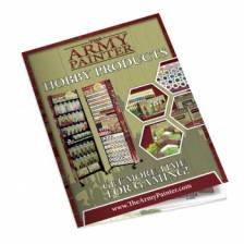 The Army Painter - The Army Painter mini catalogue 8pp