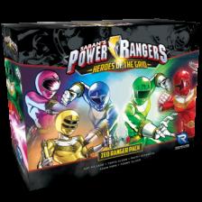 Power Rangers: Heroes of the Grid: Zeo Ranger Pack