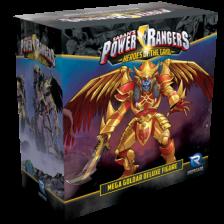 Power Rangers: Heroes of the Grid Mega Goldar Deluxe Figure