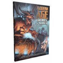 Modern Age RPG Enemies & Allies