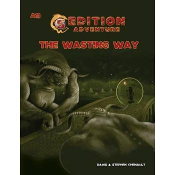 5th Edition Adventures: A11 - The Wasting Way