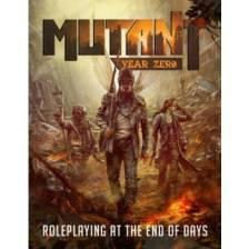 Mutant: Year Zero RPG