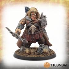 Warlord of Erehwon: Ogre Huntress