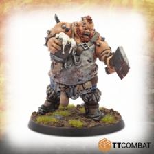 Warlord of Erehwon: Ogre Butcher