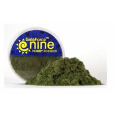 GF9 - Hobby Round: Dark Green Static Grass