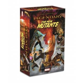 2020 Legendary: New Mutants A Marvel Deck Building Game Expansion