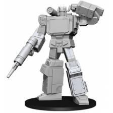 Transformers Deep Cuts Unpainted Miniatures - Soundwave (4 Units)