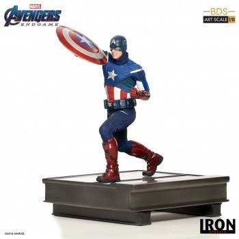 2012 Captain America BDS Art Scale 1/10 - Avengers: Endgame