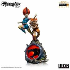 Thundercats WilyKit & WilyKat BDS Art Scale 1/10