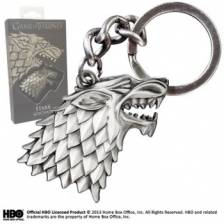 Game of Thrones - STARK key chain