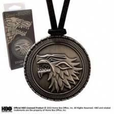 Game of Thrones - Stark Shield Pendant (costume)