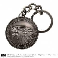 Game of Thrones - Stark Shield Keychain